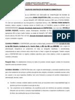 CONTRATO DE ADMINISTRAÇÃO DE OBRA - DONNA ARQUITETURA