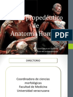 Curso Propedeutico Virtual Lic. en Medicina 2013 Parte 1