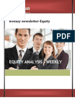 LATEST EQUITY MARKET NEWS by-The-Equicom for 5-AUG- 2013