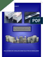Catalogo Tecnico Canalizacion