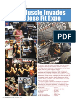 Max Muscle NorCal Invades San Jose Fit Expo 2013