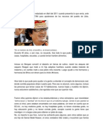 Testamento de Gaddafi