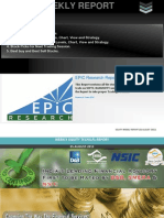 Weekly Equity Report by Epicresearch 5 August 2013