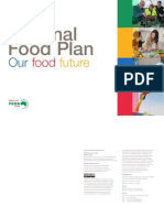 National Food Plan White Paper