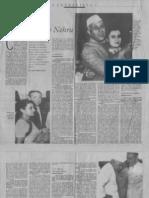 Miguel Serrano, En La India de Nehru