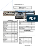 Check List Camioneta 7 04-10-2010