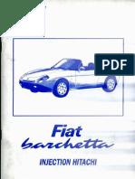Fiat Barchetta Injection Hitachi