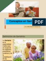 Geriatria - Clase 1 -1
