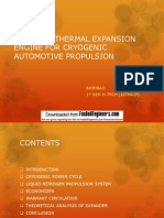 10TH02F-Cryogenic Automotive Propulsion