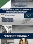 7.- Muerte y Disp Finales