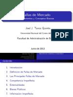 Fallas de Mercado e Intervencion Del Estado_administracion_uncp_2013