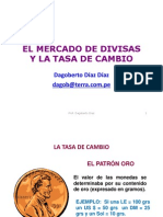 FI Sesiones 5 y 6 Mercado de Divisas