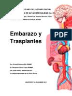 Embarazo y Trasplantes - Diciembre 2012