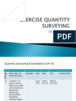 93775305 Quantity Surveying Estimation 3