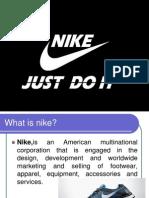 Nike company profile and manufacturing process