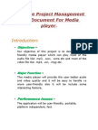 Project Schedule Media Player.docx