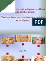 !Creati o Blonda