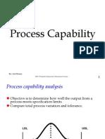 17401 13420 Process Capability