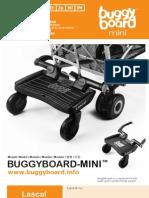 BuggyBoard-Mini ITALIAN Owner Manual