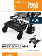 BuggyBoard-Mini PORTUGESE Owner Manual