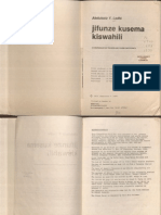 jifunze kusema kiswahili