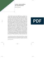 Performance, Potere, Azione Politica. Appunti Per Una Discussione (M. Ricciardi)