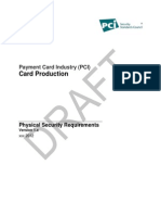 PCI Card Production_Physical Security Rqrmts RFC