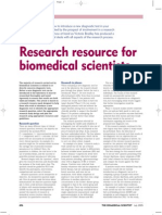Research Resource Scientists