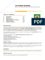Jurnal of Power Sources Authors Pack