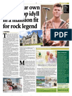 Enjoy your own luxury pop idyll in a mansion fit for a rock legend