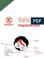 EMERGENCY - Programma Italia