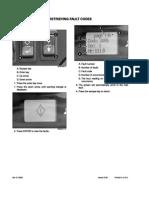 CASE-580SM3 - Faults Code