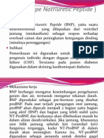 ppt BNP (B – Type Natriuretic Peptide )