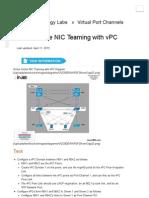 Nexus 2 02 NICTeamingVPC