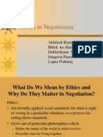 Ethics in Negotiation-1