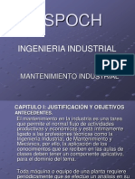 DEFENSA de PROYECTO Final de Mantenimiento