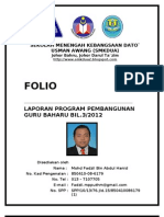 0.1- Format Kulit Luar Fail Folio PPGB