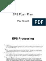 Eps Foam Plant