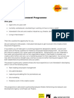 Young Media Consultants Scheme Application