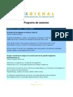 Congresso Chile - Programação