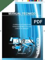 Dayco Manual Tecnico 2013