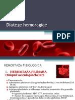15.05Diateze hemoragice
