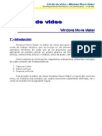Prácticas con Windows Movie Maker