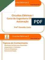 Circuitos Eletricos I - Aula 4