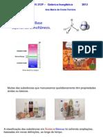 Aula 5- Acidos e Bases