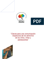 Claves Para Comunicacion2012