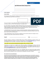Target Retirement Date Change Form (pdf)