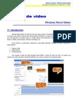 Prácticas con Windows Movie Maker
