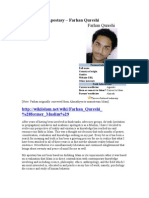 I Declare My Apostasy - Farhan Qureshi