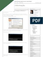 Tecnologia da Informação_ Instalando Ocomon com o Xampp no Windows 7